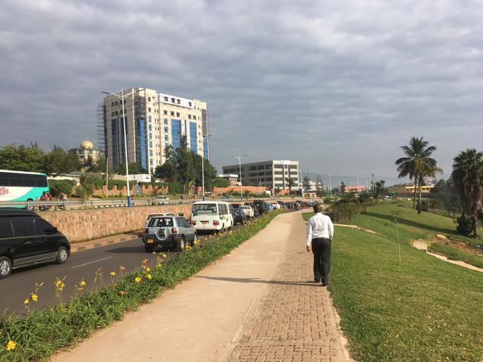 Streets of Kigali