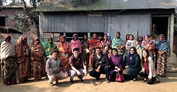 Visualizing Impact: Grameen in the Village