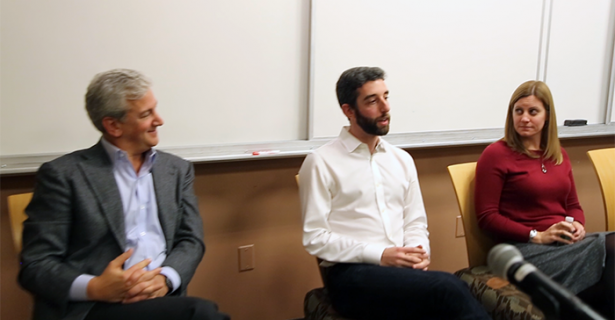 IGL Alumni Share Experiences in Business in Career Panel