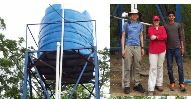 EWB traveled to Nicaragua for a community assessment by Jennifer Sohn