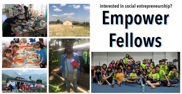 The 2020 Empower Fellowship application