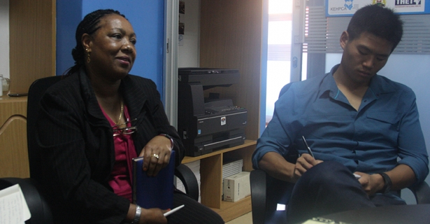 Open Society Foundation Workshop in Nairobi, Kenya: Blog One
