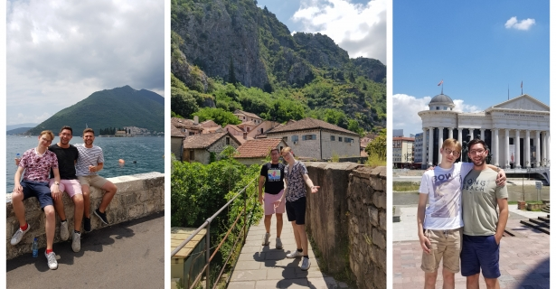 A Balkan Adventure Continued by Noah Zussman (A'20)