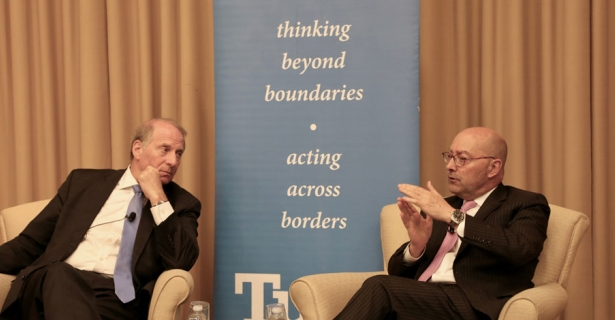 The World in Disarray Lecture Review with Richard Hass and James Stavridis