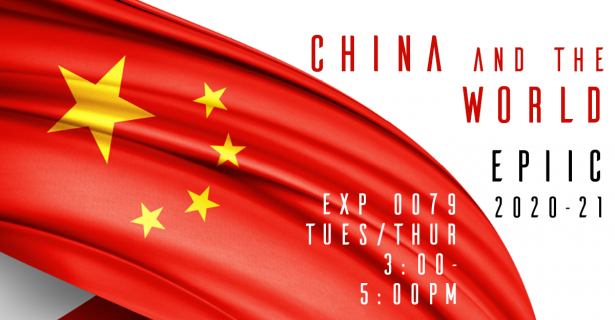 EPIIC 2020-21: China and the World