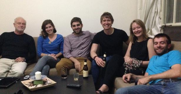 IGL Student and Alumni Meeting in Amman