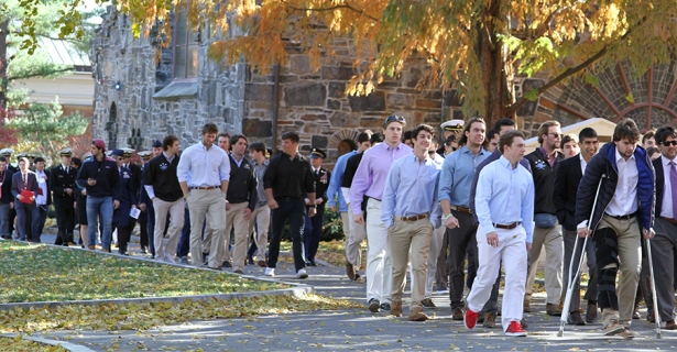 Tufts ALLIES open Civil-Military Conference with Veterans Day Ceremony by Sammy Salkin
