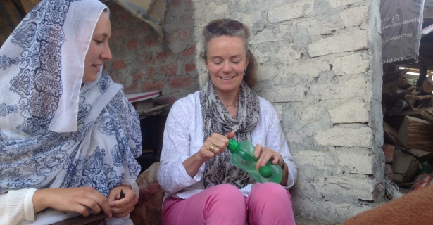 Interning at Kashmir Life Line by Eliza Davis