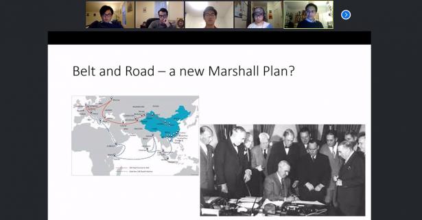 """""""China's Good War"""": A Talk with Professor Rana Mitter by Megan Starses (A24)"""