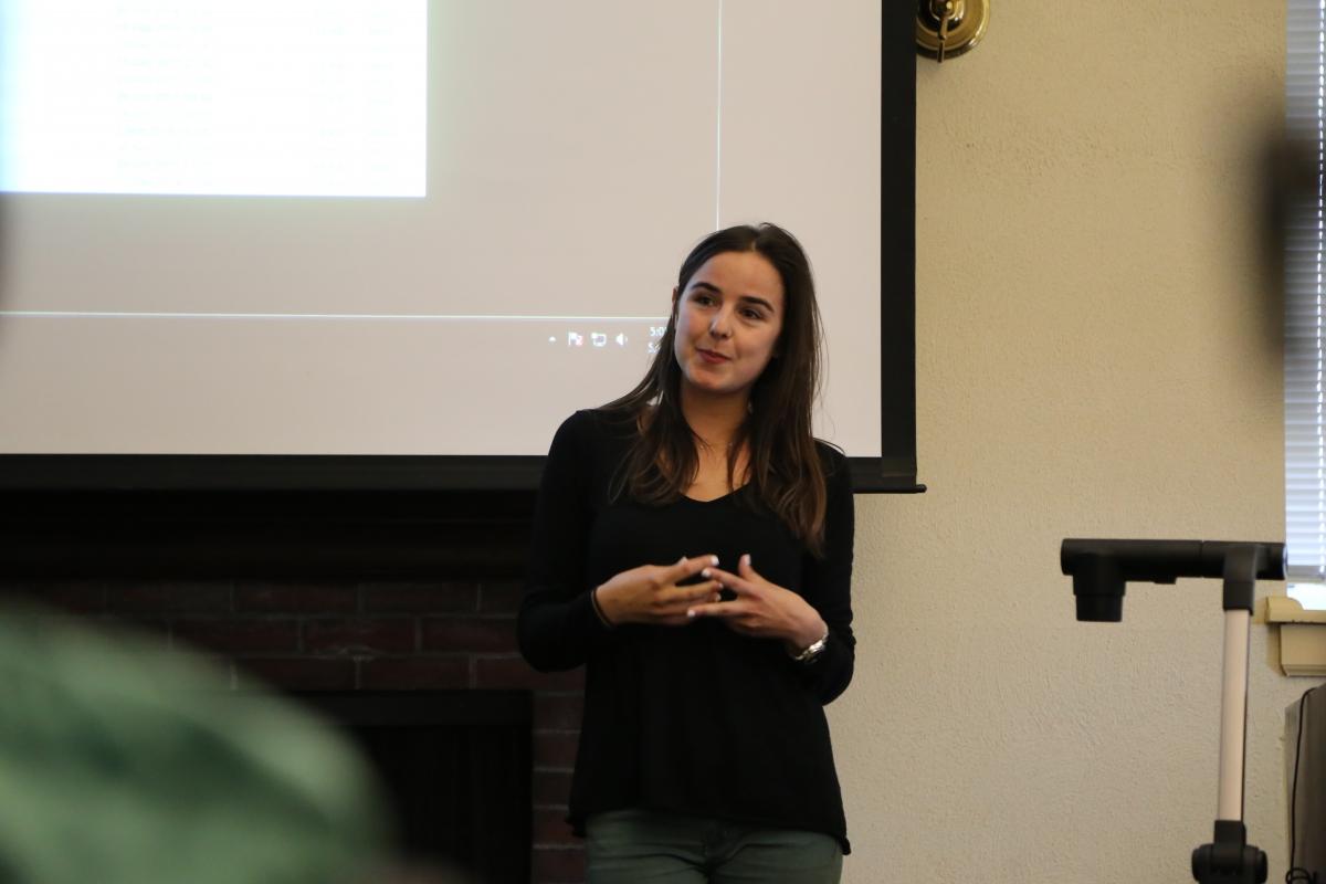 Adriana Guardans-Godo talks about her work
